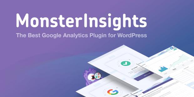 monster insight per la wordpress analytics
