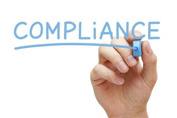errori di compliance analytics
